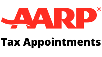 AARP Tax Appointments