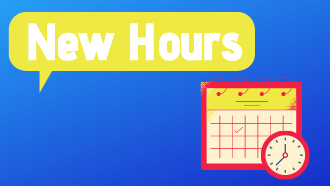 New Hours