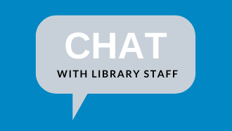Chat with library staff